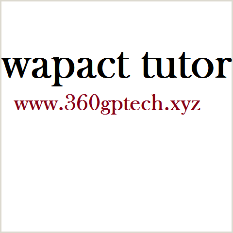 [Wapact Tutorial] How To Add Marquee Code To A Page And Post In Wapact