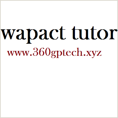 [Wapact Tutorial] How to do registration/get started on wapact site as a platform