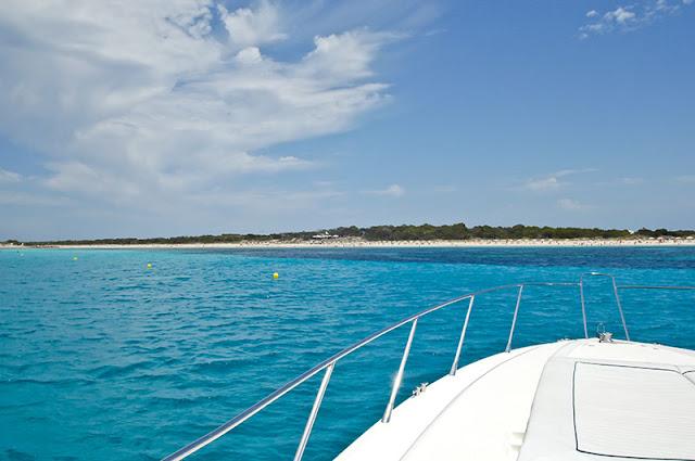 Aluguel de iates em Ibiza
