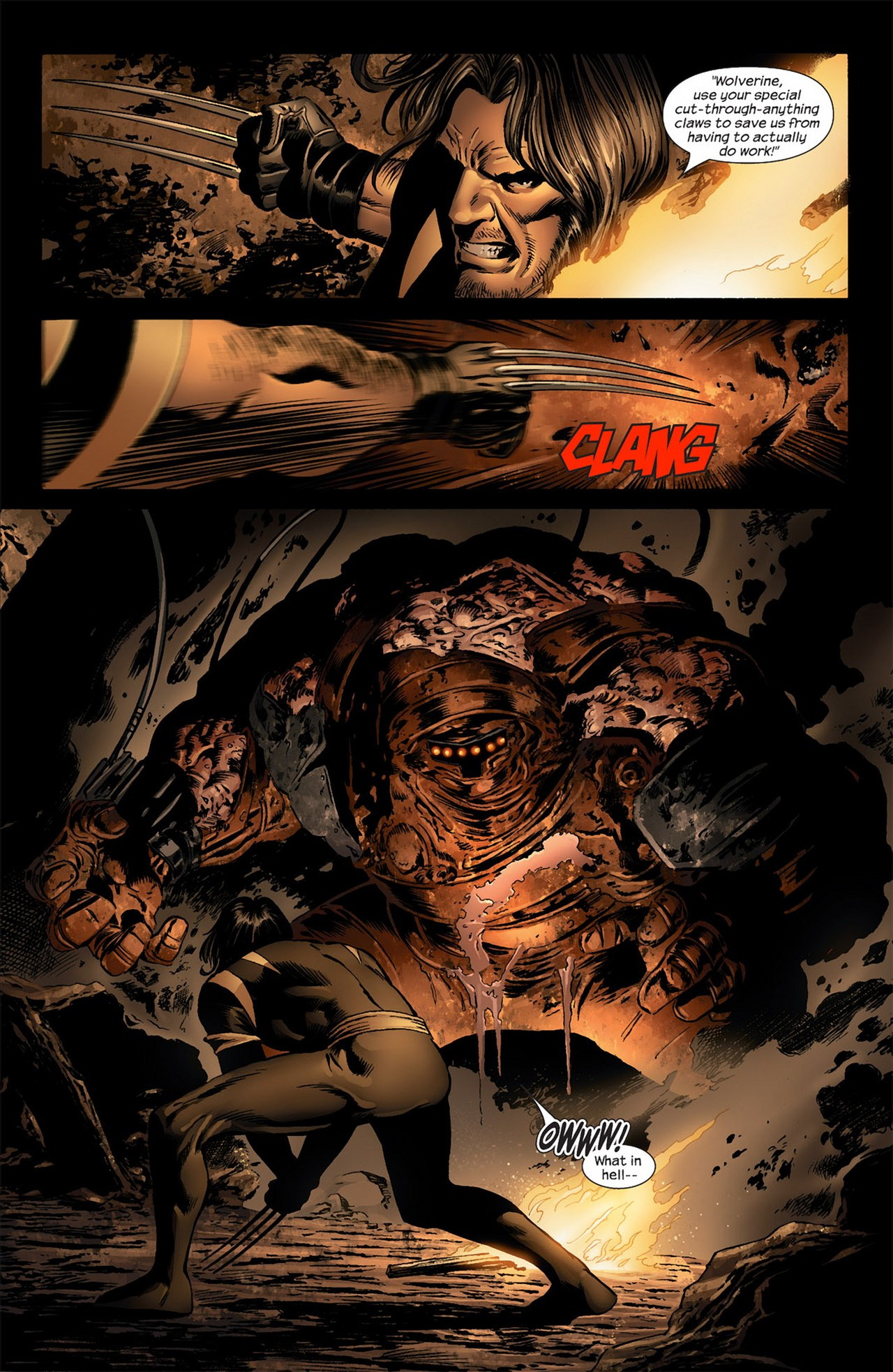 Read online Ultimate Nightmare comic -  Issue #3 - 19