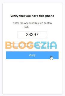 Verifikasi Email Yahoo