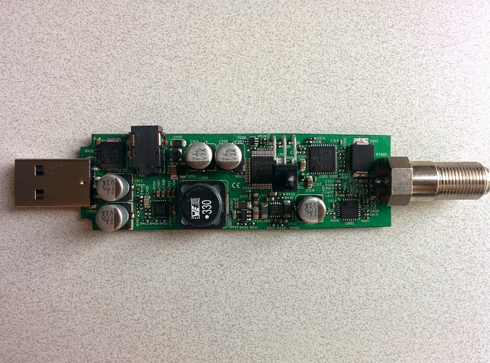 test dvb s2 stick