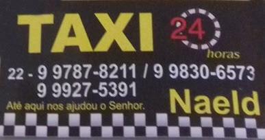 Neld - Taxi em Itaperuna