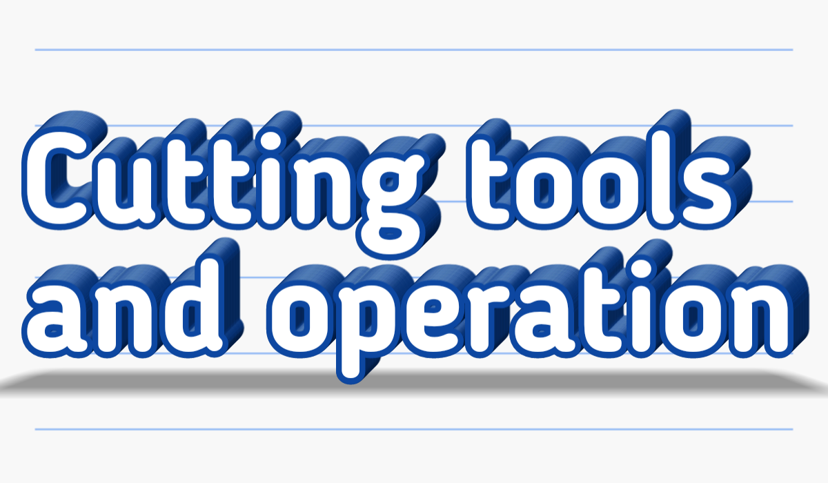 Iti fitter multiple choice questions cutting tools  and operation chapter part 2
