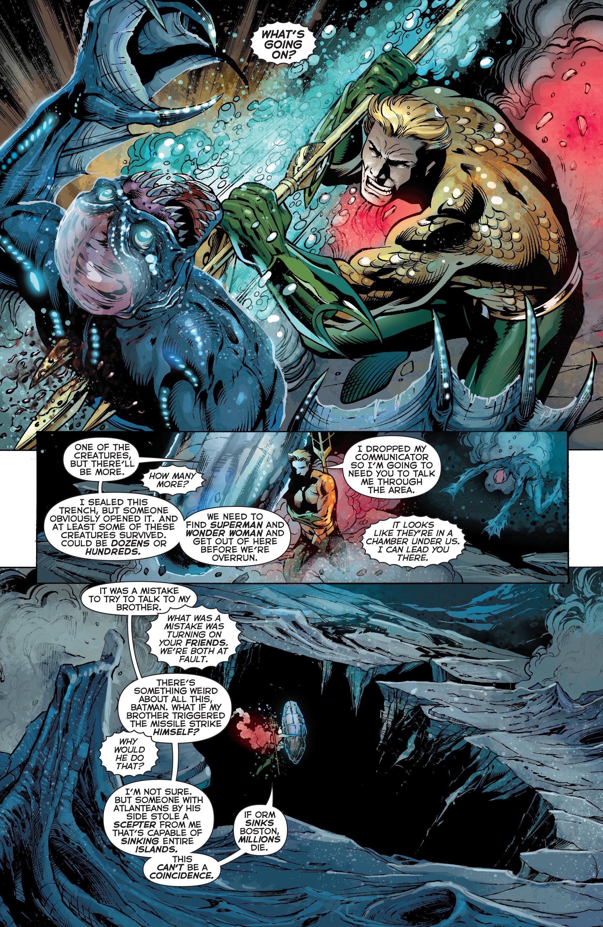 Read online Aquaman (2011) comic -  Issue #16 - 8