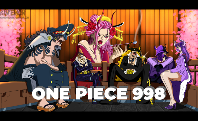 Review Manga One Piece Chapter 998