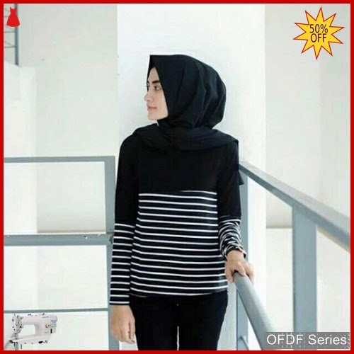 OFDF022 Atasan Blouse Selly 104 Modis BMGShop