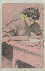"""17 de octubre, """"Día de las escritoras""""."""