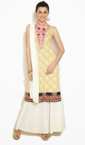 Latest Fashion Trends: BIBA New Suits Summer Collection ...