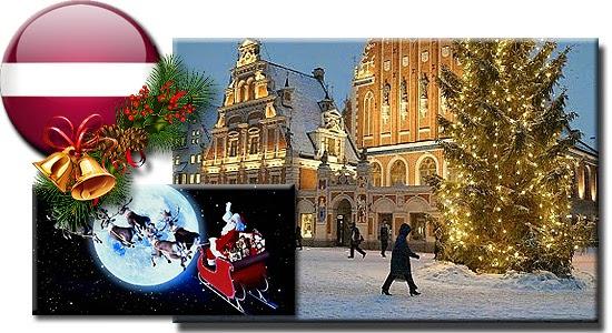 Natal Letônia