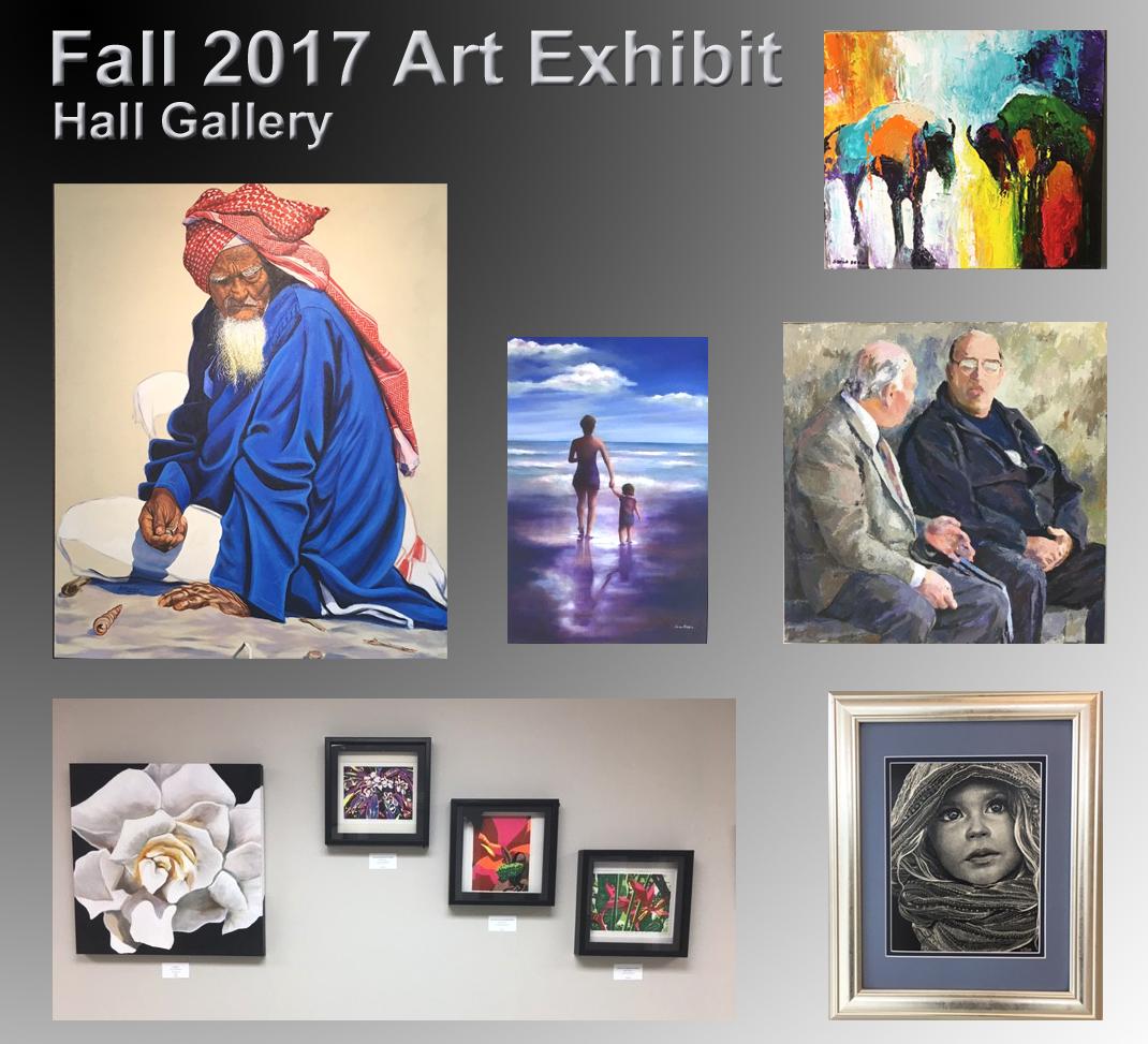 Art & Frame of Sarasota: Fall 2017 Art Exhibit