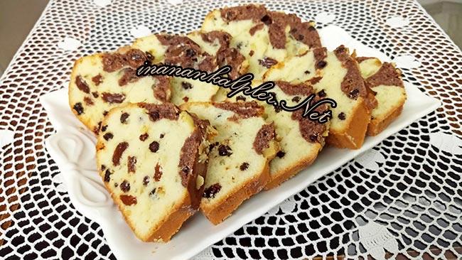 Kuru Üzümlü Kek Nasıl Yapılır - www.inanankalpler.net