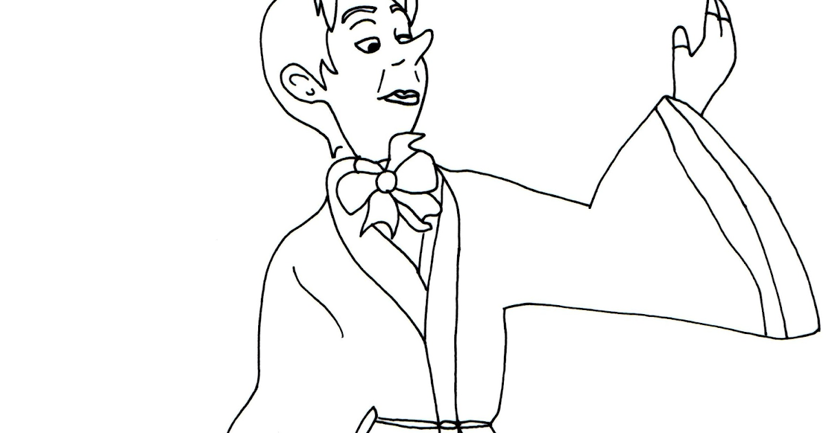 - Sofia The First Coloring Pages: Mr. Cedric - Sofia The First Coloring Page