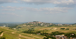 Sancerre in Loire Valley