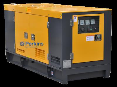 Máy phát điện Perkins 45kva 1103A-33TG1