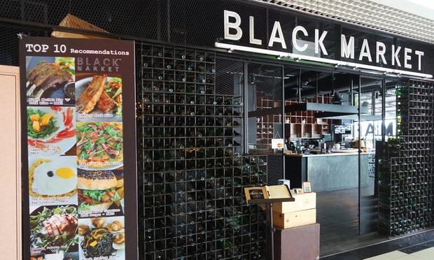 BLACK Market @ Kg. Pandan