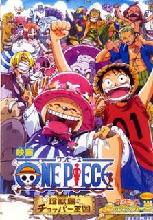 Simak pembahasan semua film One Piece The Movie dari masa ke masa dalam artikel berikut in Daftar Film One Piece dari Masa ke Masa (2000-2016)