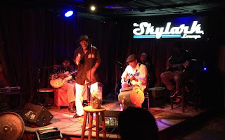 Blues Boy Hubbard and the Eastside Kings at the Skylark