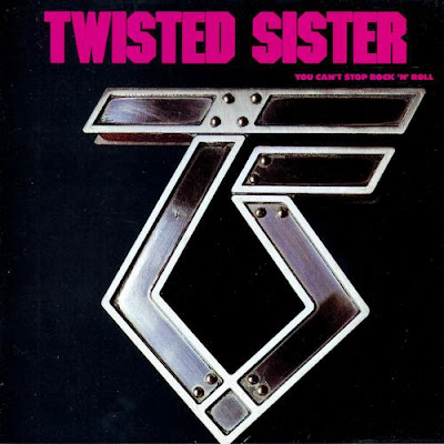 Twisted Sister You Can't Stop Rock 'n Roll 1983