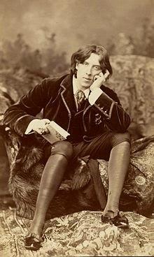Oscar Wilde por Sarony