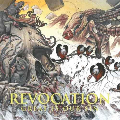 "REVOCATION: Ακούστε ολόκληρο το νέο τους album ""Great Is Our Sin"""