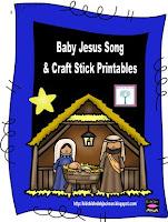 http://www.biblefunforkids.com/2012/11/baby-jesus-song-more-for-preschool.html