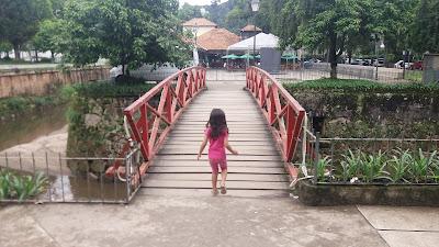 Passeio em Petrópolis - viagem com criança