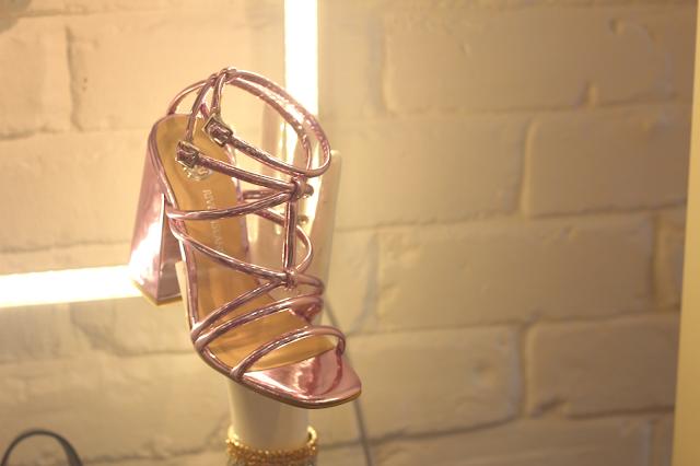 pink shoes aw16 fashion uk