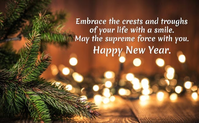 Happy New Year 2019: Images, Wishes, SMS