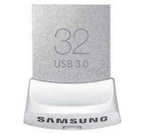محرك فلاش 32 جيجابايت USB 3.0 من سامسونج