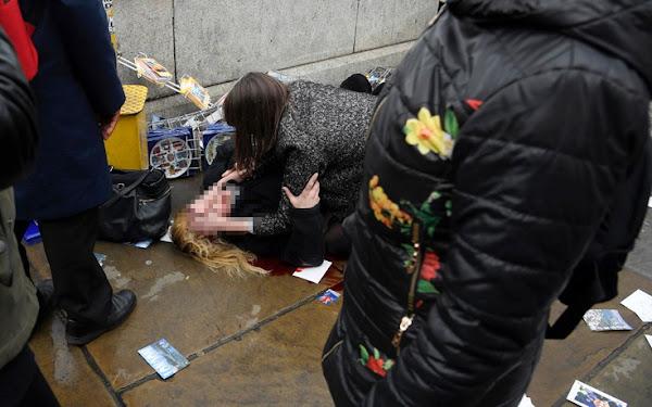 Λονδίνο: Συναγερμός με δύο επιθέσεις και τραυματίες έξω από το Κοινοβούλιο