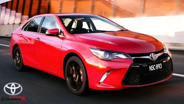 2015 Toyota Camry Atara SX Review Canada Design