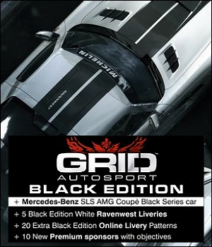 Game PC Grid Autosport Black Edition Repack