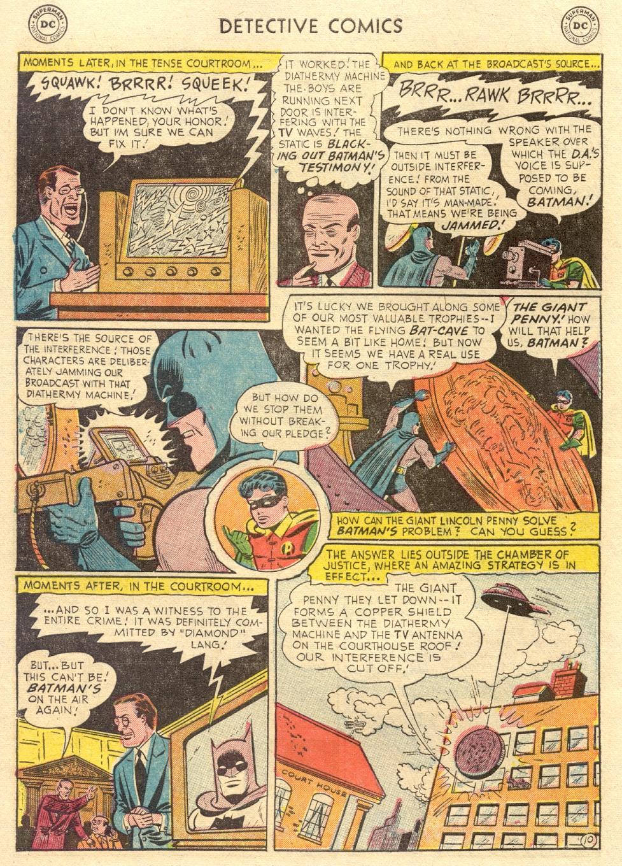 Read online Detective Comics (1937) comic -  Issue #186 - 12