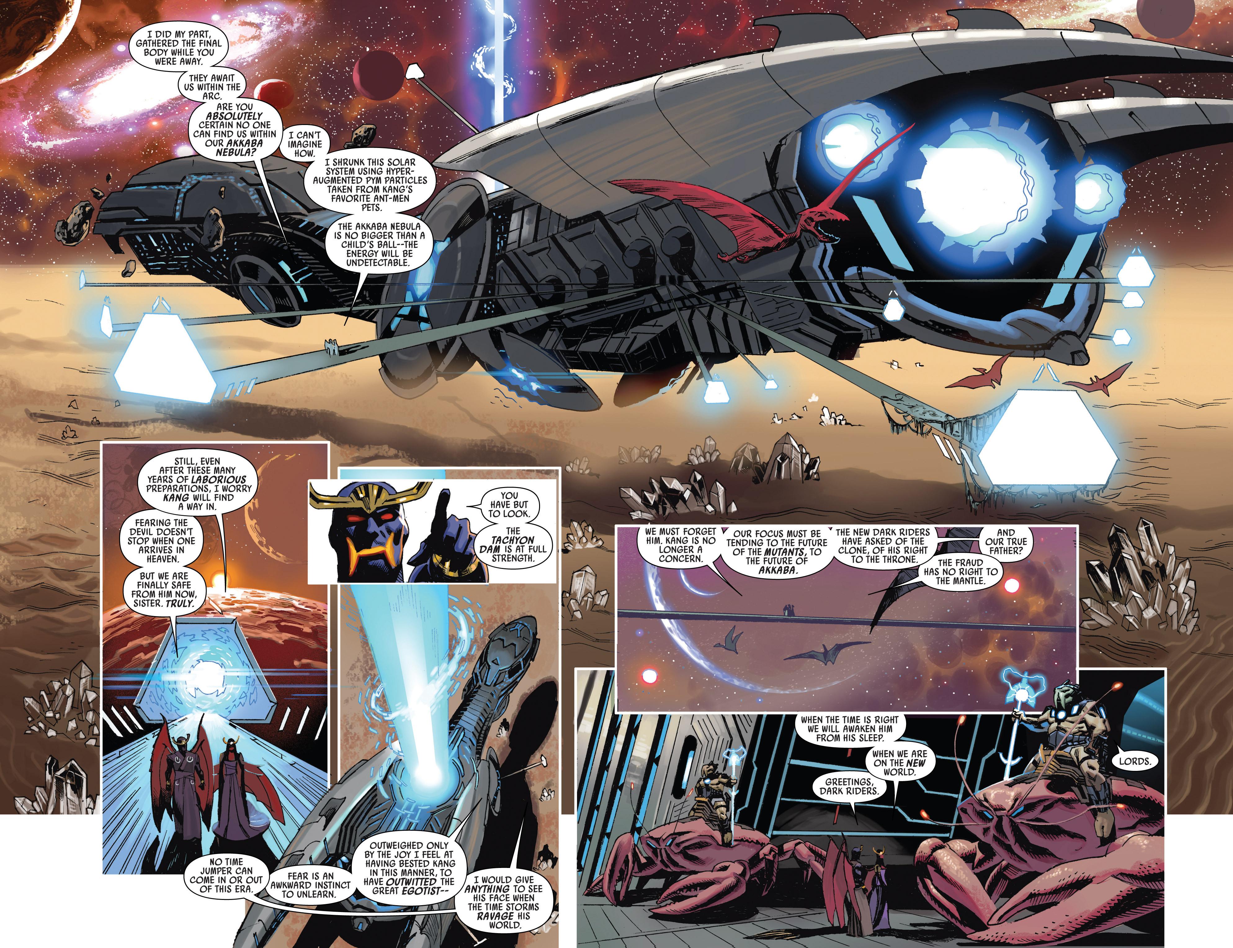 Read online Uncanny Avengers (2012) comic -  Issue #9 - 7