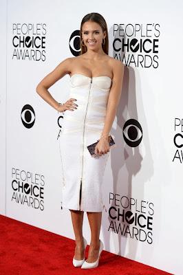 People's Choice Awards 2014 Jessica Alba