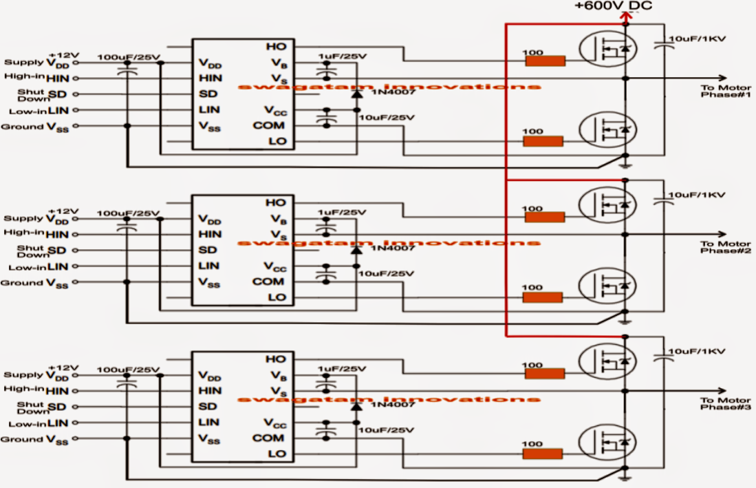 3+phase+inverter+driver+circuit?resize=665%2C429 3 phase ac inverter schematic three phase to single phase 3 phase converter diagram at aneh.co