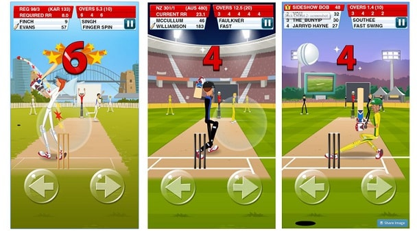 Stick Cricket full version game Free Download