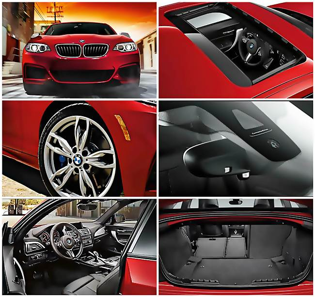 2016 BMW 2 Series Coupe M235i Review
