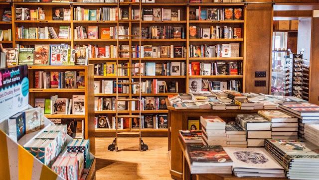 Compras na Books e Books em Miami