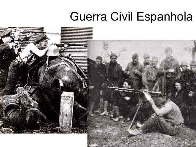 Guerra Civil Espanhola Imagens