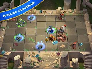 Game Hero Academy 2 Tactics Game V0.0.1 MOD Apk ( Update Terbaru )