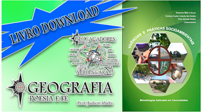 livro geoplan vivencias e praticas socioambientais Rosemeri Melo
