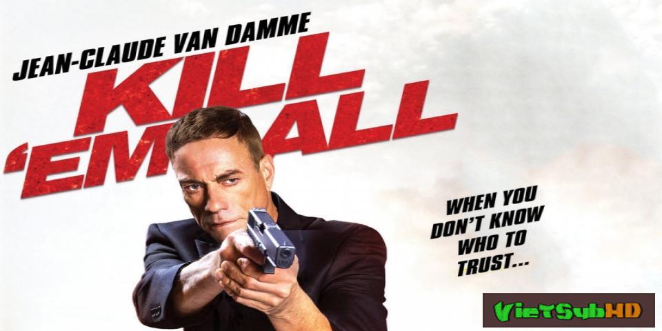 Phim Tàn sát VietSub HD | Kill'em All 2017