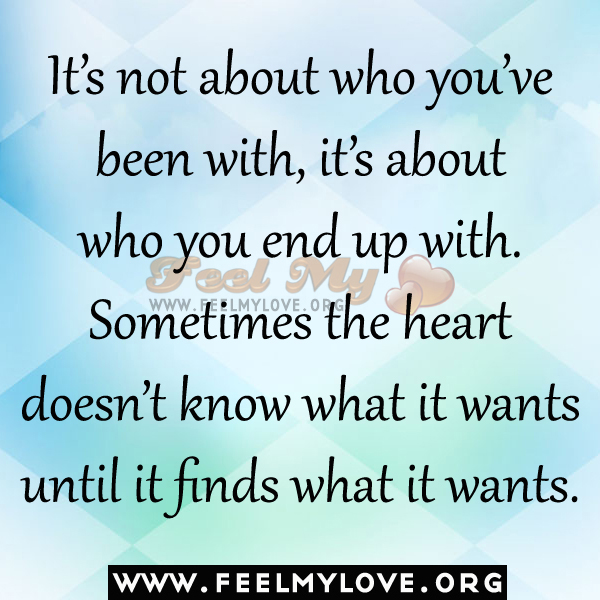 The Heart Know Who He Loves: What The Heart Wants Quotes. QuotesGram