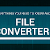 File Converters 101 - Convert Images, Audio, Video, Documents, 3D and more