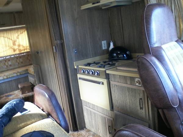 Used Rvs Classic Motorhome 1972 Dodge Escapade For Sale
