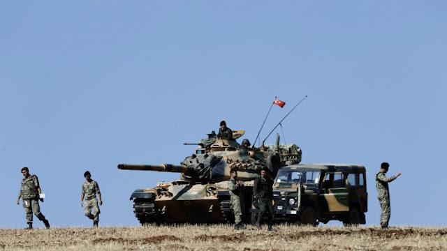 """Ρωσία: """"Η Τουρκία συνεχίζει να υποστηρίζει τους τρομοκράτες στην Συρία"""""""