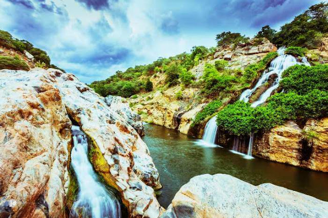 Chunchi-waterfalls-Bangalore