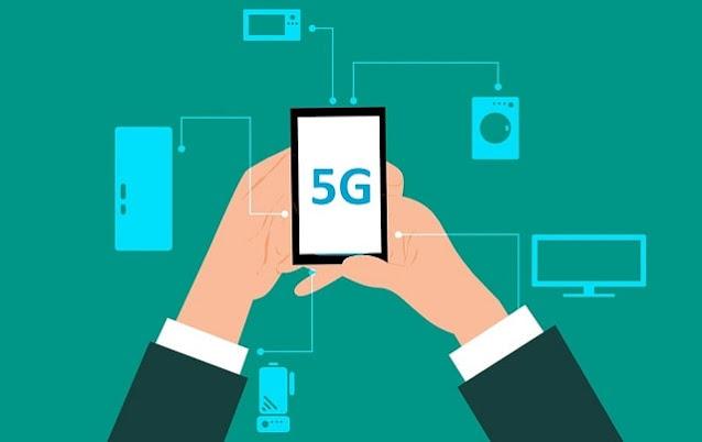 5G mobile wifi signal bandwidth speed bootstrap business blog tech